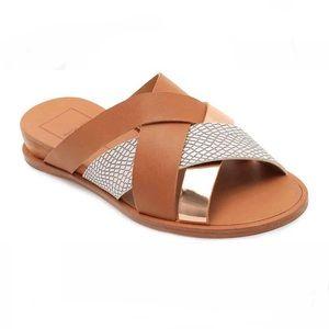 DOLCE VITA Preslie Wedge Sandals - Size 10M